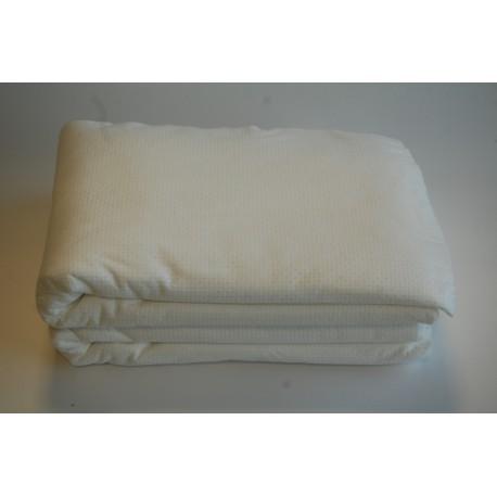 Ręczniki plecionka biała