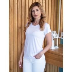 Koszulka biała damska