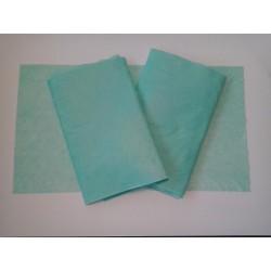 Ręczniki gładkie zielone