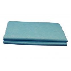 Ręczniki gładkie niebieskie
