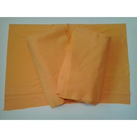 Ręczniki gładkie pomarańczowe