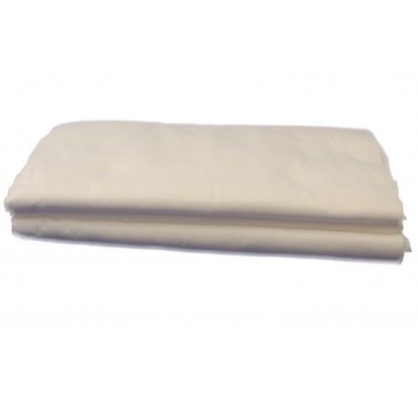 Ręczniki kratka biała