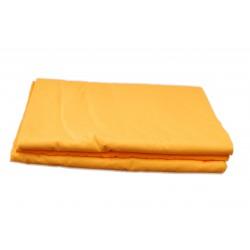 Ręczniki kratka pomarańczowe